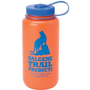 Nalgene 32 Ounce Wide Mouth Loop Orange