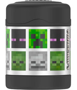 Thermos FUNtainer Insulated Food Jar Minecraft