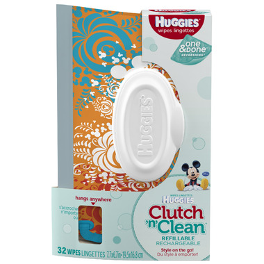 Huggies One & Done Refreshing Wipes Soft Pack