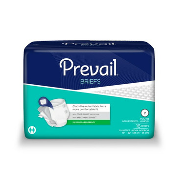 Prevail Youth Sized Briefs