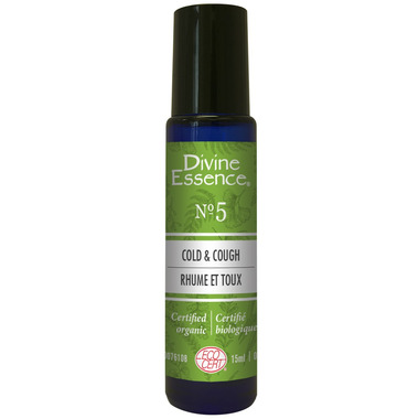 Divine Essence Cold & Cough No. 5
