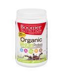 Boomer Nutrition Organic Vegan Protein Chocolate