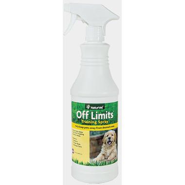 Naturvet Off Limits Training Spray
