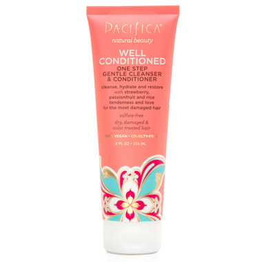 Pacifica Well Conditioned One Step Cleanser & Conditioner