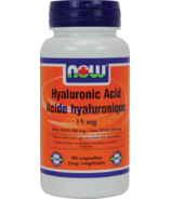 NOW Foods Hyaluronic Acid Veg Capsules