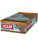 Clif Bar Crunchy Peanut Butter Energy Bar Case