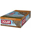 Clif Bar Crunchy Peanut Butter Energy Bar Case