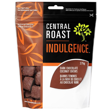 Central Roast Dark Chocolate Coconut Chews