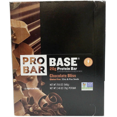 Probar Base Protein Bar Chocolate Bliss