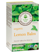 Traditional Medicinals Organic Lemon Balm Tea