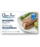 Open Seas Mackerel in Brine