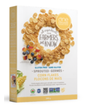 One Degree Corn Flakes Cereal