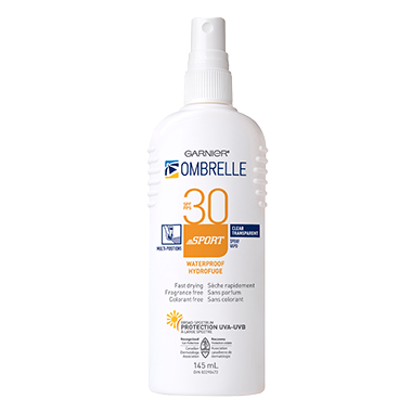 Ombrelle Sport Ombrelle Clear Spray