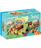 Playmobil Spirit Lucky & Spirit with Horse Stall