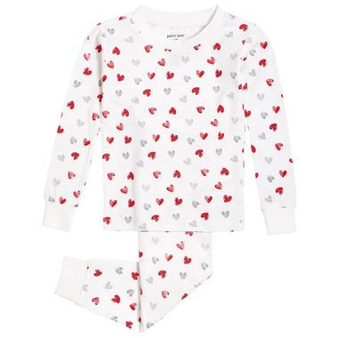 Petit Lem Pyjama Set Valentine