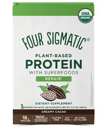 Four Sigmatic Superfood Protein with Mushrooms & Adaptogens Creamy Cacao