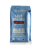 Salt Spring Coffee Blue Heron Medium Dark Roast