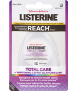 Listerine Total Care + Whitening Floss
