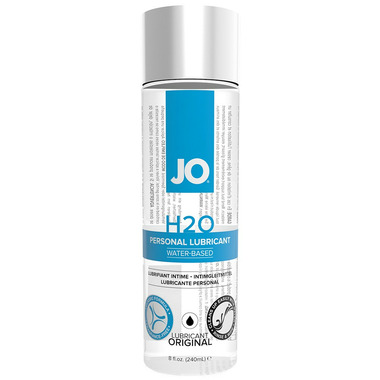 JO H2O Silky Smooth Personal Lubricant