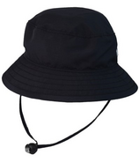 Puffin Gear Solar Nylon Camp Hat Black