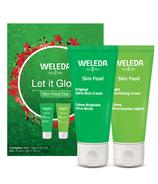 Weleda Let it Glow - Duo d'aliments pour la peau
