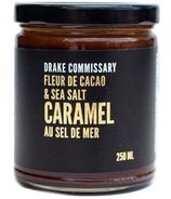 Drake Commissary Fleur de Cacao and Sea Salt Caramel
