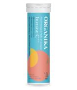 Organika Instant C- Peach Mango