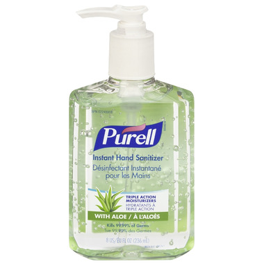 Purell Hand Sanitizer with Aloe