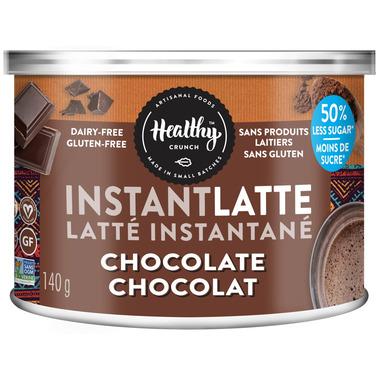 Healthy Crunch Chocolate Latte
