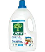 L'Arbre Vert Laundry Detergent Sensitive