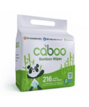 Caboo Bamboo Aloe Baby Wipes Jumbo Bundle Pack