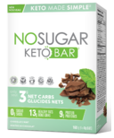 Vegan Pure No Sugar Keto Bar Chocolate Mint