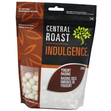 Central Roast Indulgence Yogurt Raisins
