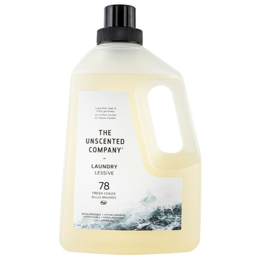 The Unscented Company Laundry Liquid