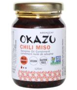 Abokichi OKAZU Chili Miso Sesame Oil Condiment