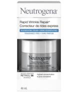 Neutrogena Rapid Wrinkle Repair Regenerating Cream Fragrance-Free