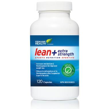 Genuine Health Lean+ Extra Strength Capsules
