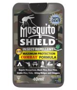 Mosquito Shield Combat Formula