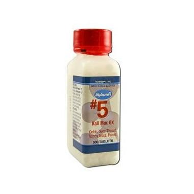 Hyland\'s Kali Muriaticum 6x Cell Salts