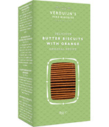 Verdujin's Butter Buscuits With Orange