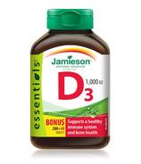 Jamieson Vitamin D Bonus Pack