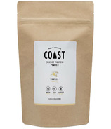 Coast Protein Vanilla Cricket Protein Powder
