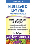 Webber Naturals Blue Light & Dry Eyes Protection Formula