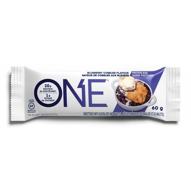 ONE Protein Bar Blueberry Cobbler