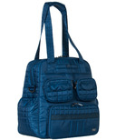 Lug Puddle Jumper Gym/Overnight Bag Royal Blue