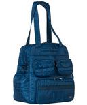 Lug Puddle Jumper Gym/Overnight Bag Royal Blue
