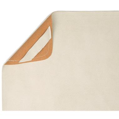 Gathre Micro Leather Everything Mat Blanc