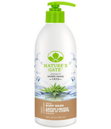 Nature's Gate Hemp Velvet Moisture Body Wash