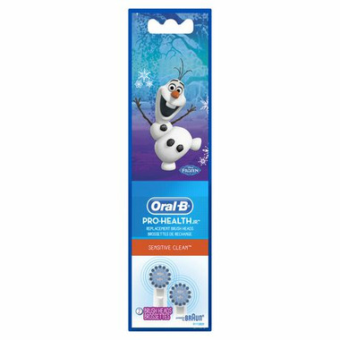 Oral-B Disney\'s Frozen Refill Bush Heads