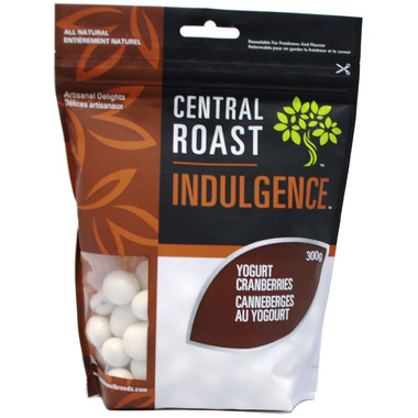 Central Roast Indulgence Yogurt Cranberries